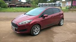 Ford new fiesta - 2014