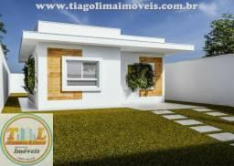 Casa de Terreno Inteiro || 01 Suíte || Jardim Tarumãs || Caraguatatuba SP || 290 Mil