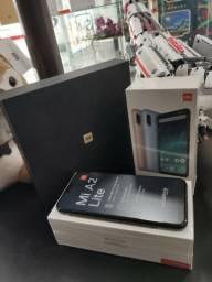 Xiaomi Mi A2 Lite 32gb -8X Sem Juros - Nota Fiscal - LOJA - 1 Ano de Garantia -