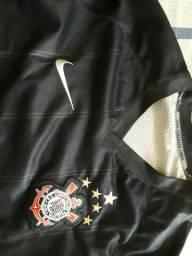 Camisa nova do Corinthians manga longa