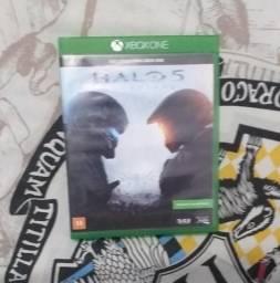 Halo 5: guardians (XBOX ONE) comprar usado  Guarulhos