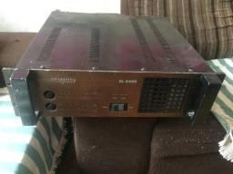 Força auditech SL 2400 toda perfeita comprar usado  Aracaju
