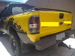 "Ford Ranger XL 13P 3.0 PBT/163CV 4X4 Turbo Diesel ""Gabine Dupla"" - 2009"