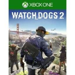 Watch Dogs 2 Xbox One comprar usado  Uberlândia