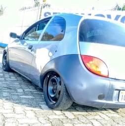 Ford Ka Legalizado Rebaixado - 1998