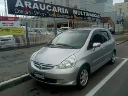 HONDA FIT 2006/2007 1.5 EX 16V GASOLINA 4P MANUAL - 2007