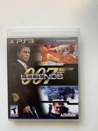 007 Legends - Playstation 3 comprar usado  Varginha