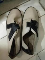 Sapato em couro Novo Soulier Tam38