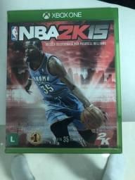 NBA 2k15 comprar usado  Caruaru