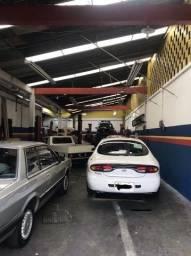Oficina mecânica em Vila Isabel , passo