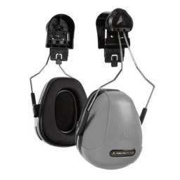 Protetor auditivo auricular abafador de acoplar Magny Helmet - EPI Delta Plus Proteção comprar usado  Cariacica