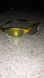 Óculos oakley double Xx 24k dourada comprar usado  Osasco