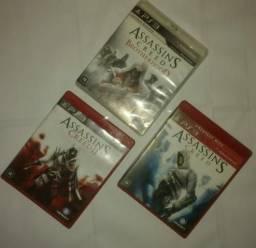 Jogos de Assassins Creed Ps3