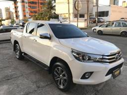 Toyota Hilux SRX 4x4 Aut único dono extra! - 2017