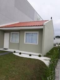 PR-Casa com corredor/terreno nos fundos/ entrada parcelada documentação gratuita