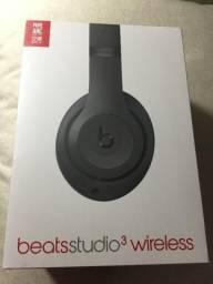 Fone de Ouvido Beatsstudio3 Wireless - Original