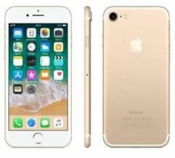 Oportunidade iPhone 7 dourado