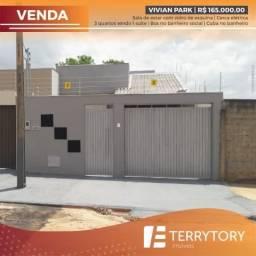 Casa à venda com 3 dormitórios em Víviam parque, Anápolis cod:CA00194