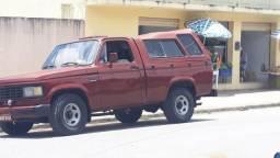 Chevrolet - D20 - Custom - Cabine Simples - 1988