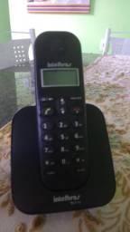 Vendo telefone sem fio semi novo