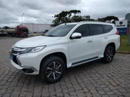 Mitsubishi Pajero HPE Sport, 2020, Branca, 4x4. 7 lugares, interior bege, completa. R1H69 - 2019