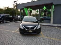 Nissan Versa 2017/2018 1.6 16V SV Flex 4p Automático - 2018