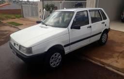 Fiat/UNO Mille Sx ano modelo 97 - 1997
