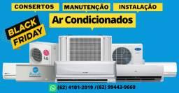 Instalação de Ar condicionado em Goiânia