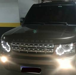 Land Rover Discovery 4 automático 4x4 Diesel 2011