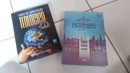 Vendo livro de teologia