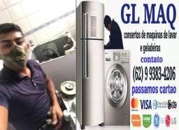 Conserto assistência em máquinas de lavar roupas