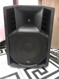 Caixa de som amplificada (Castanhal)