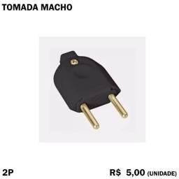 Tomada Macho