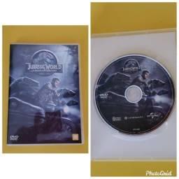 Título do anúncio: DVD Jurassic World - O mundo dos dinossauros
