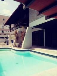 Vende ou troca Casa 100m do mar SEME mobiliada 2 pav c piscina Px ao Restaurante CUSCUZ
