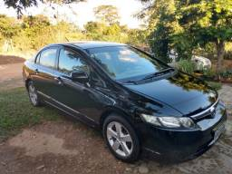Carro Honda Civic completo manual