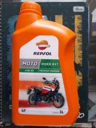 Óleo  Repsol 20W-50