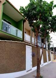 Ótima casa duplex com suíte, semi nova e próxima a Estrada do Campinho