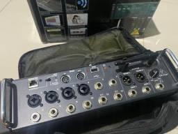 Mesa de som x12 behringer
