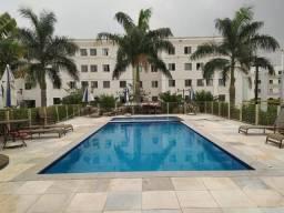 Apartamento à venda com 2 dormitórios em Pioneiros, Campo grande cod:701