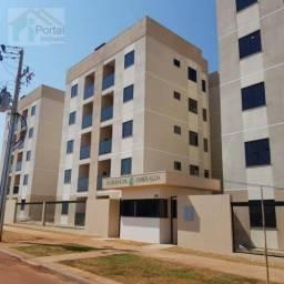 Apartamento com 2 dormitórios à venda, 51 m² por R$ 160.000 - Esmeralda - Cascavel/PR