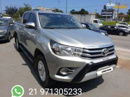 Hilux 2.8 Turbo CD SRV 4x4 AT 2017