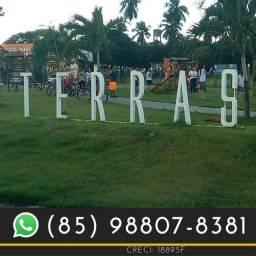 Lote no Terras Horizonte no Ceará (Ligue e adquira o seu).!!)