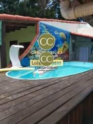 * Alugo Lindíssima Casa no Bairro Florestinha em Unamar - Tamoios - Cabo F