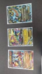 Cartas Pokemon Turbo, EX e Mega