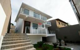 Excelente casa Moderna, nova, 5 quartos com fino acabamento e 4 vagas