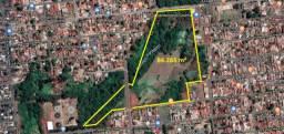 Área de 8 hectares ou 84.265 m² dentro da cidade de Dourados