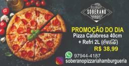 Soberano Pizzaria&Hamburgueria