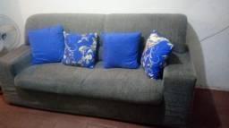 Vendo sofás 2 e 3 lugares