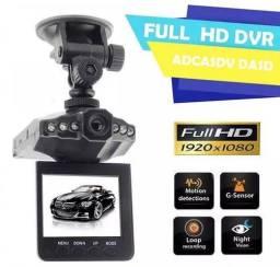 Camera Filmadora Automotiva Veicular Hd Dvr Tela 2.5 Pronta Entrega